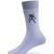 A Pair Of Neon Genesis Evangelion EVA 01 Socks
