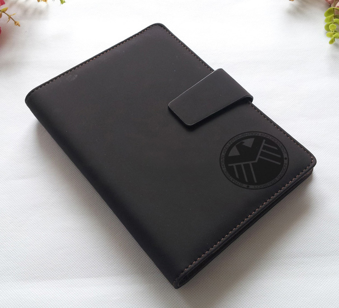 Agents of Shield Diary Organizer Planner