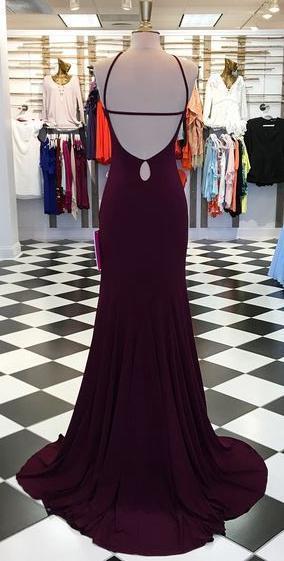 Mermaid Long Prom Dress ,Party Dress ,Formal Dress, S0526