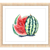 Watermelon Print, Watercolor Watermelon, Kitchen Print, Watercolor Food, Juicy