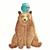 Happy Honey Bear Print
