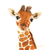 Safari Animals Set of 6 Prints