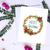 Christmas Wreath Card, Watercolour Christmas Wreath, Merry Christmas Card,