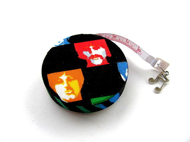 The Beatles Retractable Tape Measure