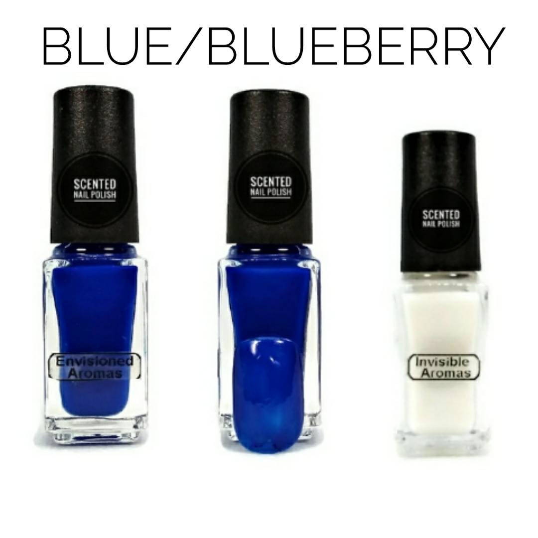 Two if by Scent Collection Blue/Blueberry by envisionedaromas on