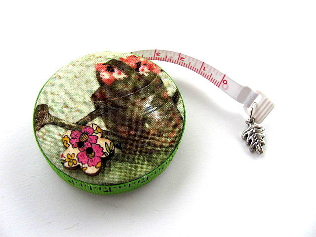 Tape Measure Garden Flowers Retractable Measuring Tape