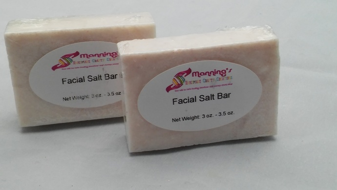 Himalayan Facial Salt Bars