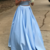 Charming Prom Dress, Off Shoulder Blue Prom Dresses, Long Evening Dress