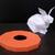 DIY Easter Rabbit, Easter Bunny, Papercraft Bunny, Papercraft Rabbit, 3d