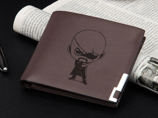 Nick Fury Leather Wallet