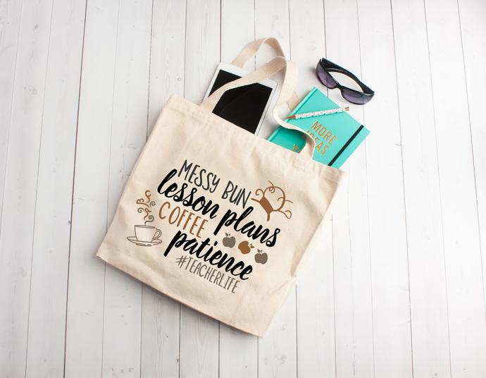 Coffee lesson plans patience, teacher life, teacher appreciation gifts, Custom