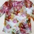Toddler's Cotton Top - Ice Dyed  Long Sleeve Top - Neutral Colors - Size 2T -
