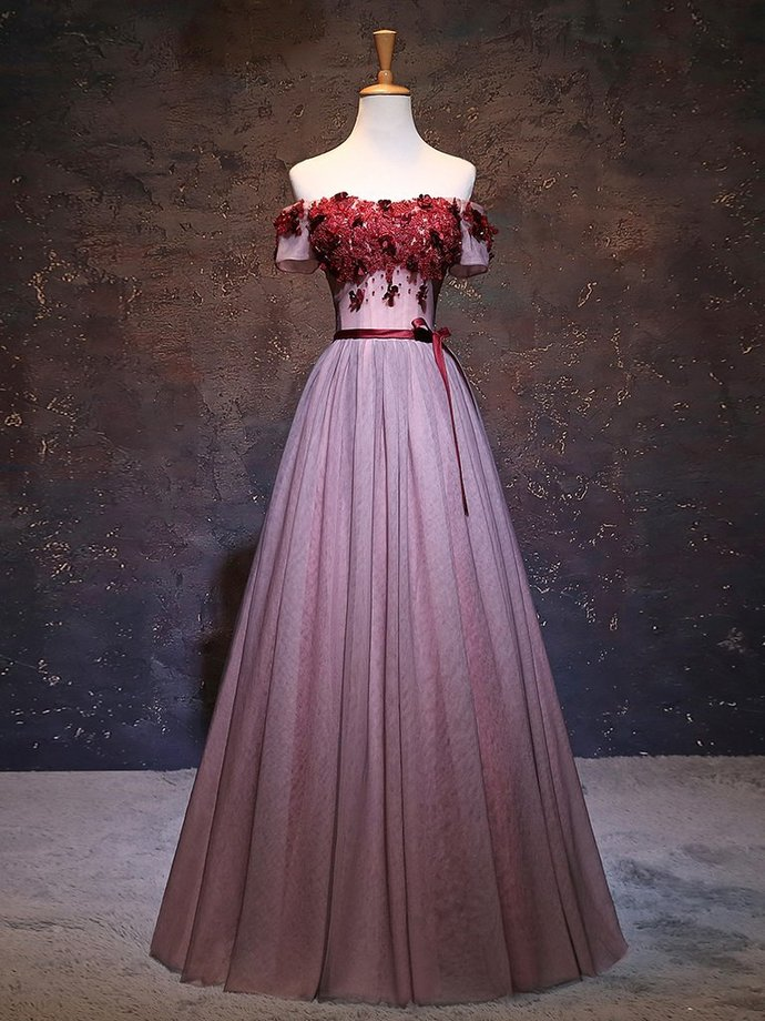 2018 CHARMING PROM DRESS EVENING DRESS LONG by prom dresses on Zibbet