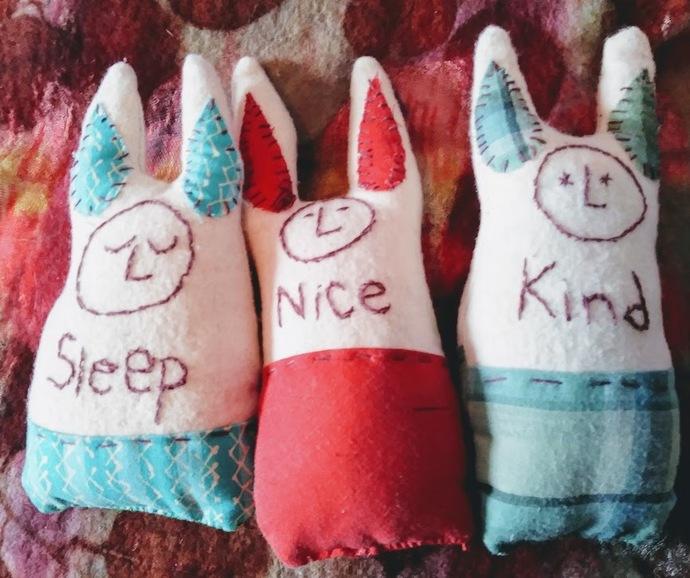 Fabric Nice Bunny