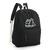Donkey Kong Black Canvas Backpack