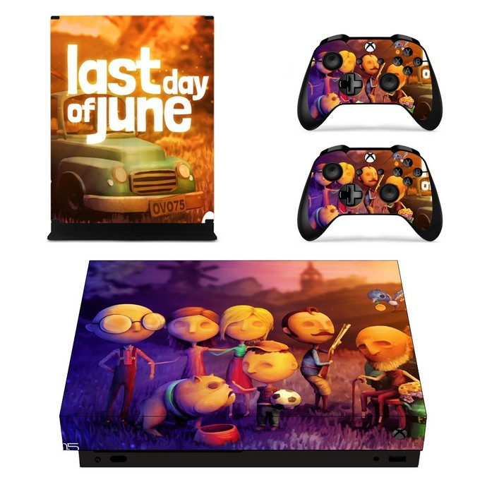 Last Day of June xbox one X skin