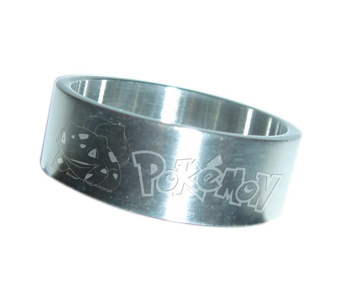 Bulbasaur ring