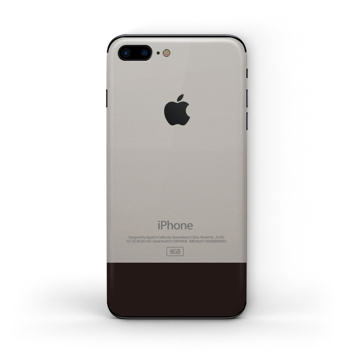 Iphone x iphone 7 iphone plus 7 decal back stickers iphone 6 stickers decals