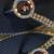 New York Yankees rhinestone flip flops
