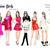 Watercolour fashion illustration clipart - Fashion girls - Volume 2