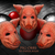 Unique Pig 3D Pattern Printable Mask, costume, animal party, Halloween mask, DIY