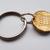 Threepenny key ring