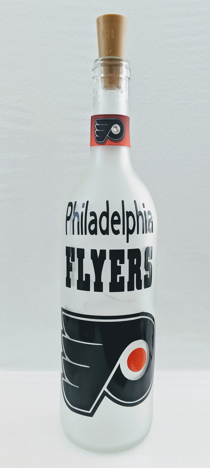 Flyers light bottle.