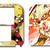 Pokemon Arcanine Nintendo 2DS Vinyl Skin Decal Sticker
