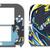 Pokemon Luxray Nintendo 2DS Vinyl Skin Decal Sticker