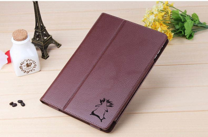 Typhlosion Ipad Air Protective Leather Case