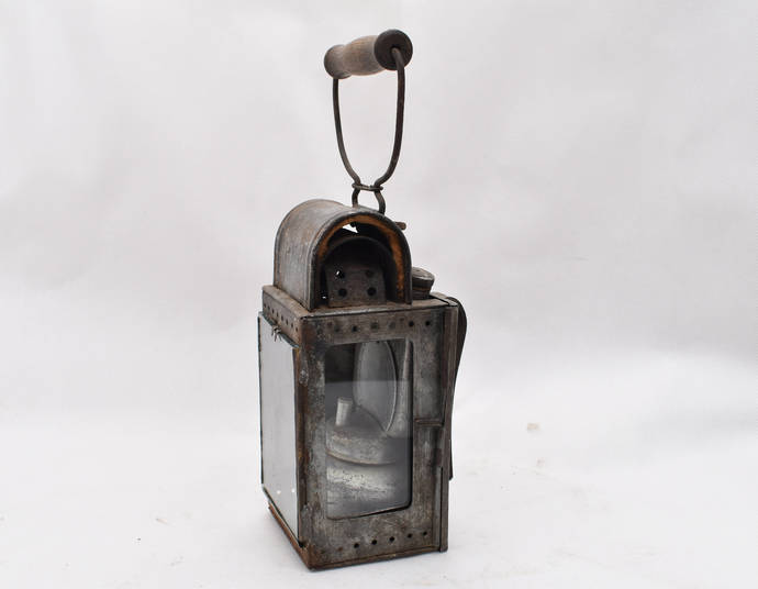 Charming Old Lamp   Oil Lamp   Lantern Train   Railway Lamp   Steampunk Lamp   Unique
