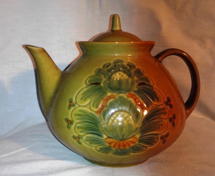 Рorcelain teapot