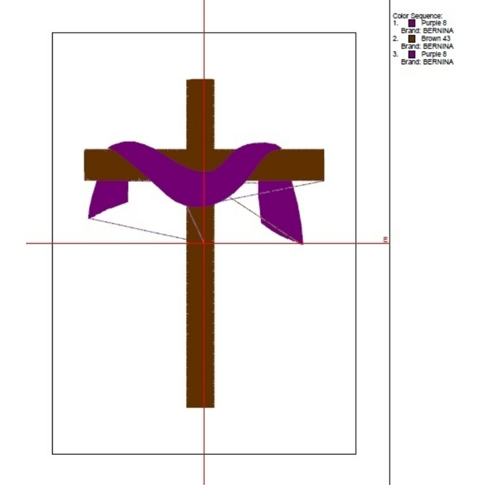 Jesus Machine Embroidery Design cross designs pes machine digital instant