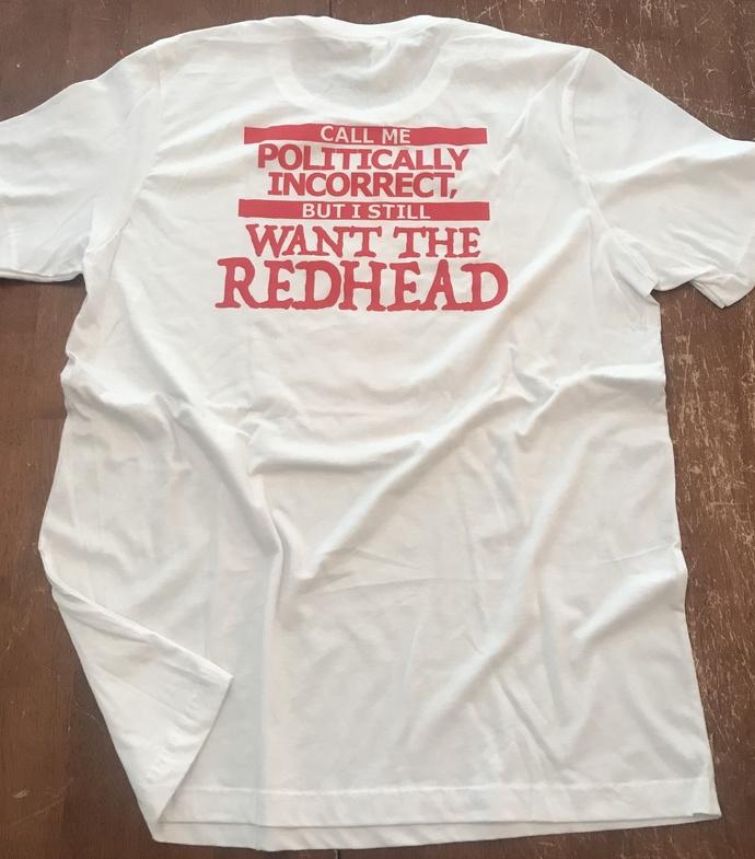 Pirates of the Caribbean - I Still Want the Redhead!
