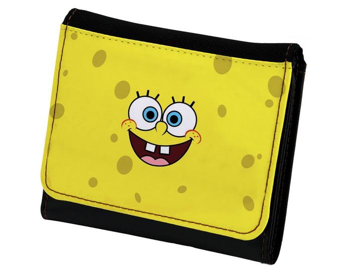 SPONGEBOB SQUAREPANTS PU Leather Wallet