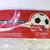 "Coca Cola Fifa Korea Japan World Cup Mascot KAZ 3.5"" Figure Plush With Wrist"
