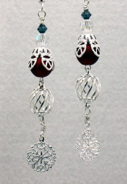 Midnight Reverie Earrings