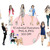 Watercolour fashion illustration clipart - Girls with Dogs