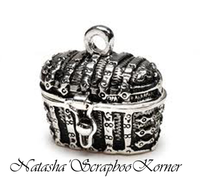 Chest Pendant Charm Prayer Box Secret Keeper Jewelry