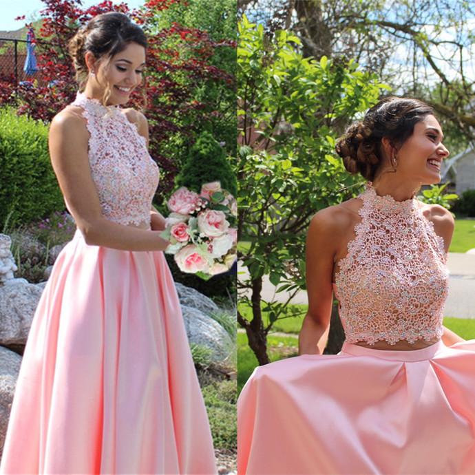 b1f2d131756 pink prom dresses