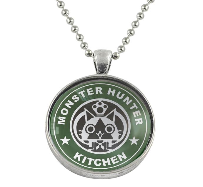 Monster hunter felyne kitty pendant necklace by goku on zibbet monster hunter felyne kitty pendant necklace aloadofball Gallery