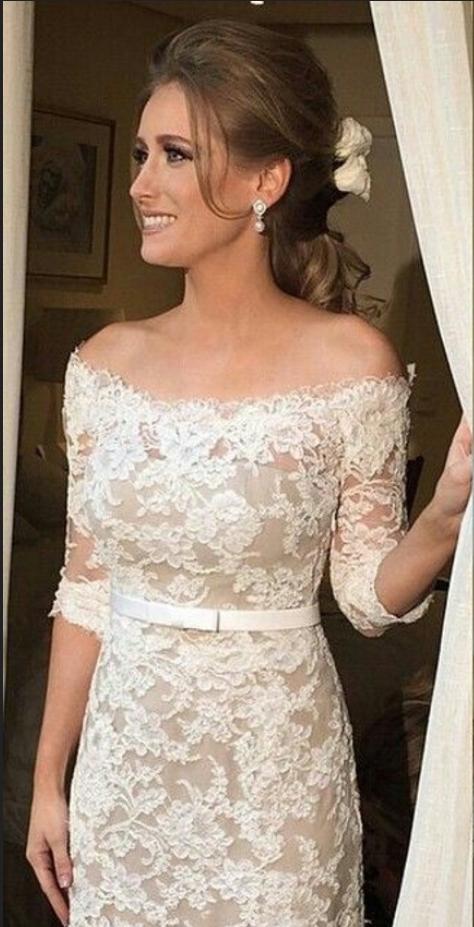 Wedding Dress,Wedding Dresses,Lace Wedding by prom dresses on Zibbet