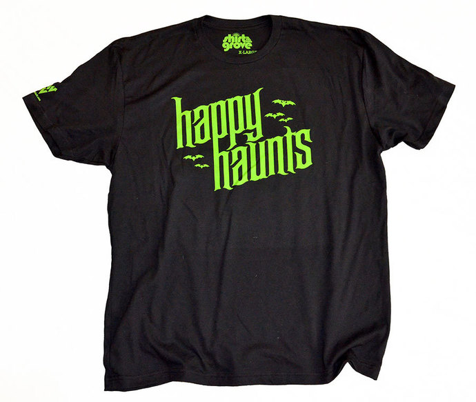 The Haunted Mansion - Happy Haunts