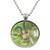 Pokemon Leafeon Pendant Necklace