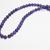 """15"""" Strand Dark Purple Amethyst Round Gemstone Beads 6mm"""