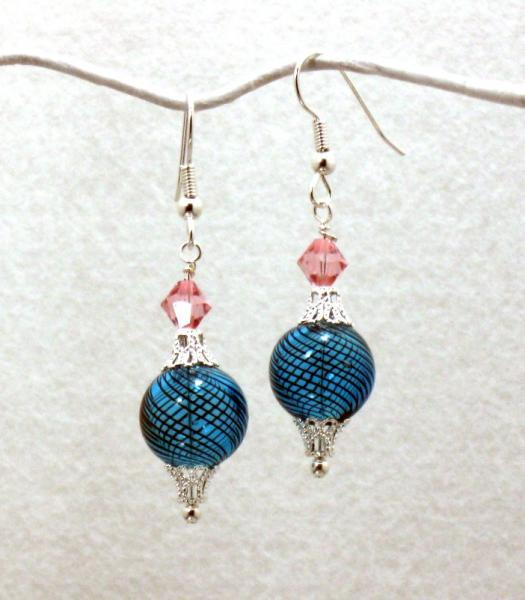 Tinsel and Romance Earrings