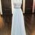 Gorgeous V Neck Light Sky Blue Long Prom Dress A-Line Prom Dresses sexy evening