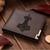VIKING Thors Hammer Thunder NORSE ASATRU MJOLNIR  Leather Wallet