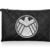 Agents of Shield Cosmetic Makeup Bag