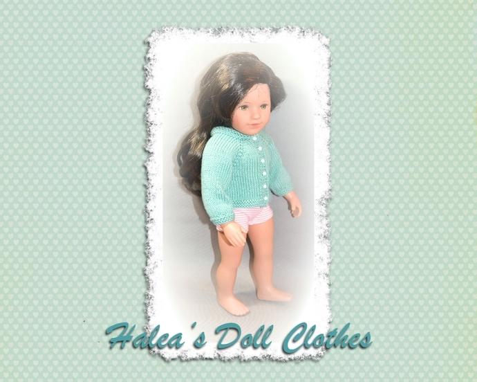 PDF Knit Pattern MK-81 Sweater to fit Marie Kruse Fashionista Stylista